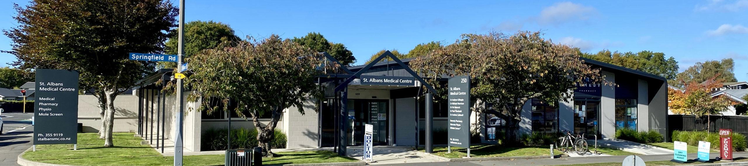 St Albans Medical Centre
